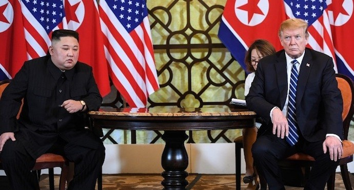 Kim-Trump nuclear talks ends abruptly after negotiations fail