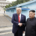 Trump meets North Korea's Kim in landmark visit
