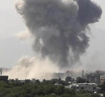 Heavy blast rocks Kabul as peace talks continue in Doha
