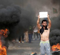 Death toll rises to 30 as Iraq protests turn violent