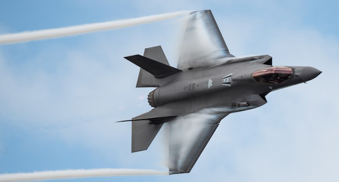 Lockheed Martin delivers 134 F-35s in 2019 surpassing annual target