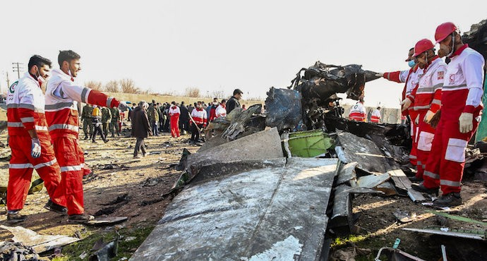 Iran admits it shot down Ukrainian plane unintentionally