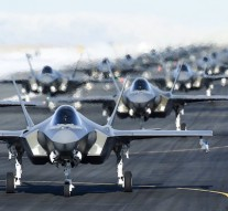 US Air Force conducts massive exercise with 52 F-35 fighter jets