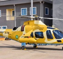 Nigerian Air Force inducts three helicopters to re-equip military