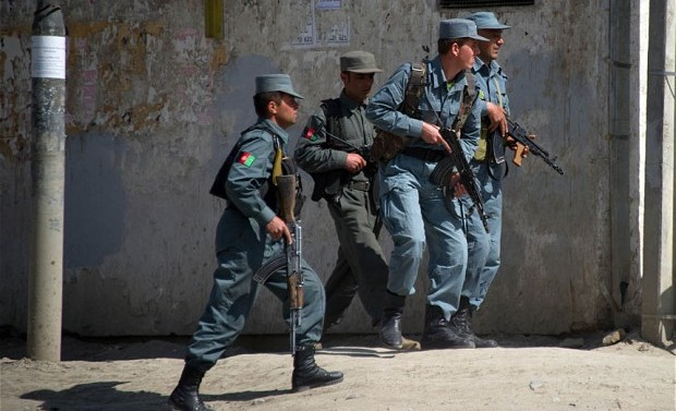 Afghan police officer kills commander and district governor