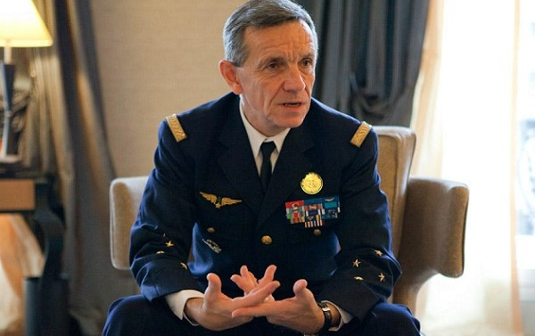 """NATO expansion plan to cost """"several hundred million euros"""": General Palomeros"""