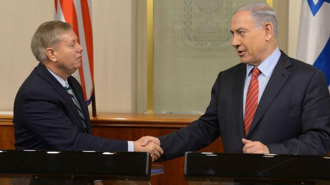 Senator Graham threatens US could suspend funding to UN over Palestine bid