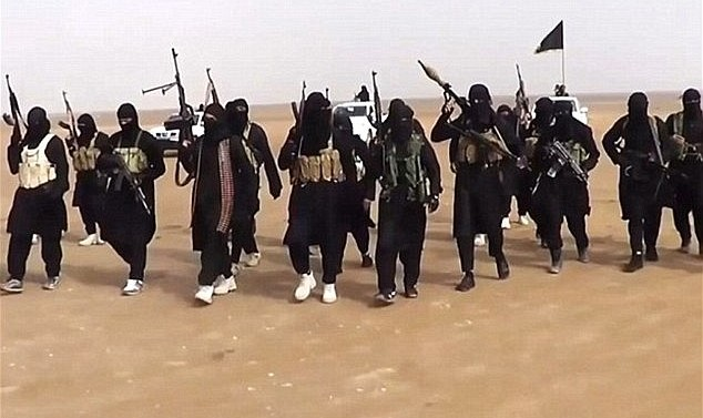 ISIS sells over 5,000 women and girls as slaves: Iraqi official