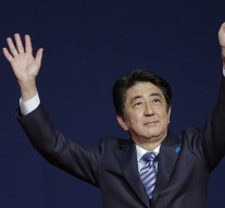 Shinzo Abe re-elected as prime minister of Japan