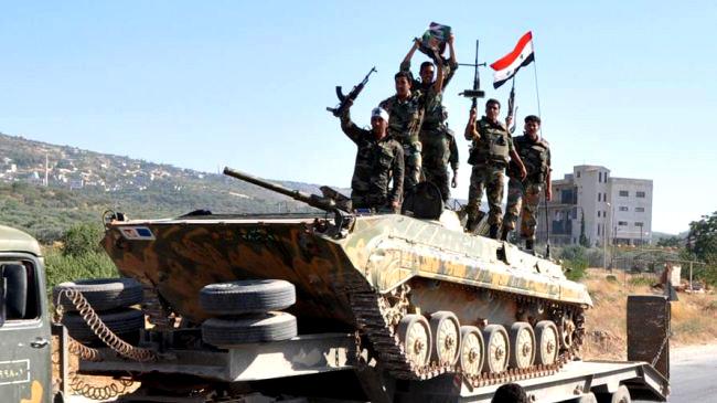 Syria army thwarts ISIL raid on Hasakah