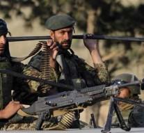 Afghan forces kills 10 militants in northern Afghanistan