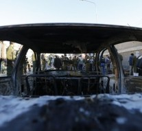 Car bomb blast at Yemen police academy kills at least 30