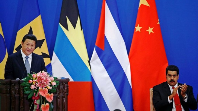 China to invest $250 billion in Latin American and Caribbean within a decade