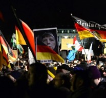 German politicians and religious leaders attend anti-Islamophobia rally