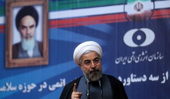 Imperial powers seeking rule over strategic Islamic lands: Iranian President