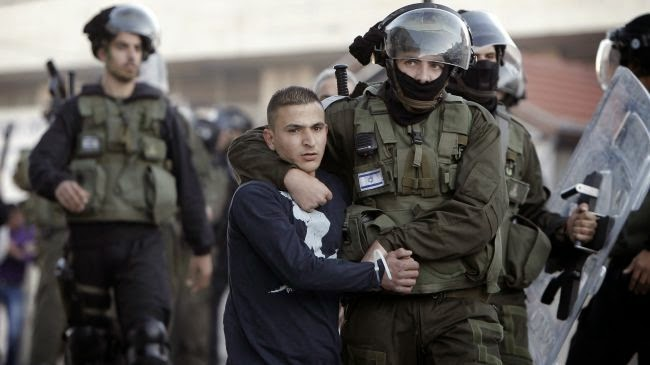 Israeli forces kill two Palestinians