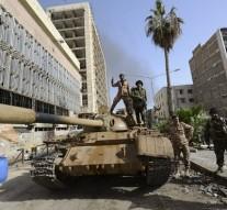 Libya militants seize control of central bank