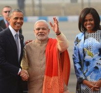 US and India can become 'best partners': US President Obama
