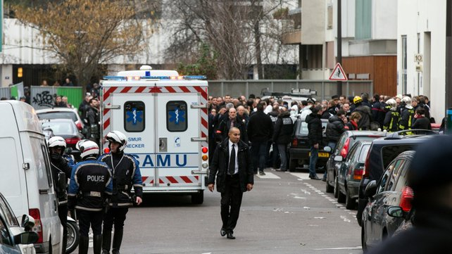 12 killed, dozens injured in Paris terror attack