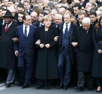 World leaders join mass march to honor Paris attack victims