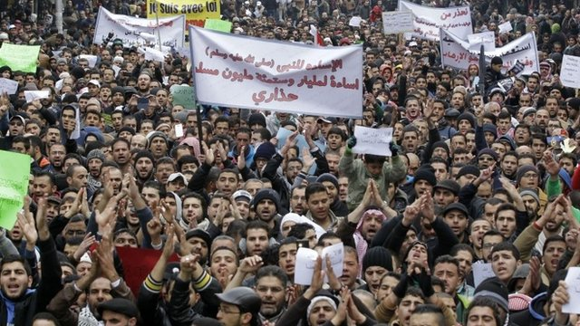Protests gather steam against Charlie Hebdo cartoon