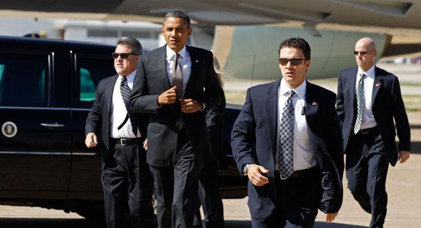 US Secret Service removes 4 senior officials