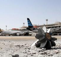 International Air link with Libya cut off