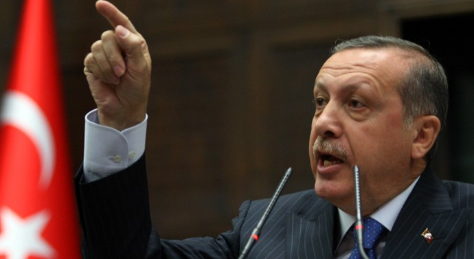 Turkey rejects Kurdish government in northern Syria