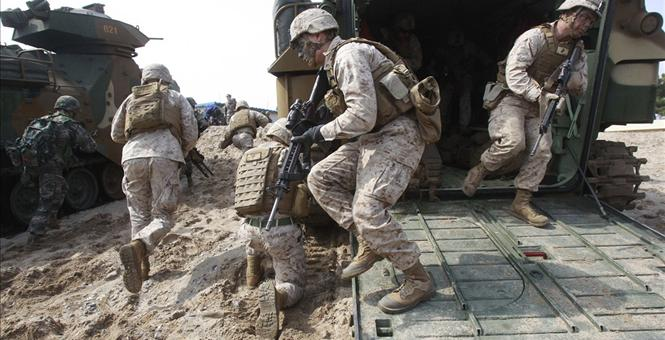 ISIS frequently attacking U.S. troops at Iraqi base
