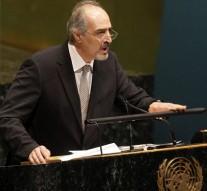 Syria urges international community to tackle terrorism