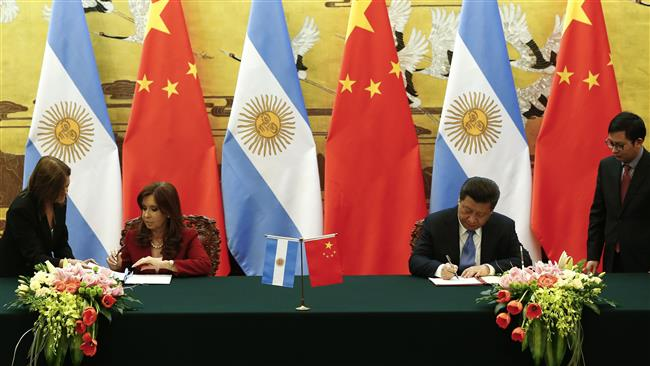 China to build 2 nuclear power plants in Argentina