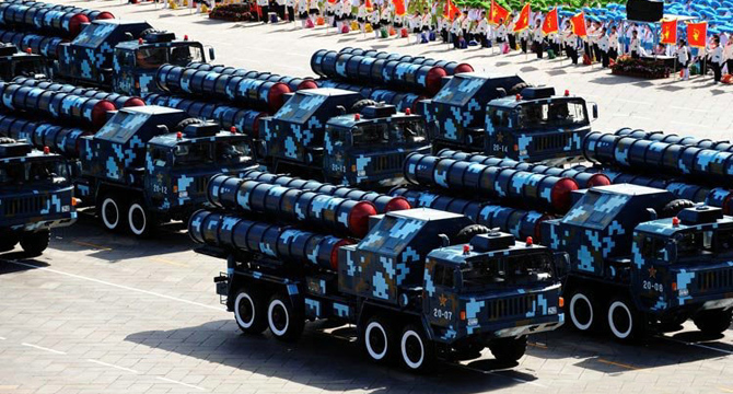 Turkey to buy $3.4 billion worth of anti-missile systems from China