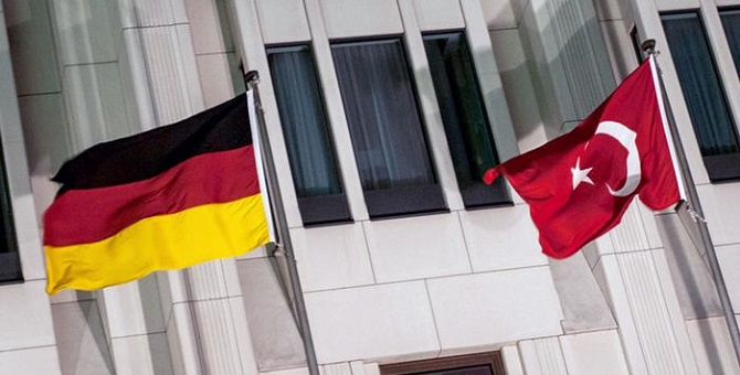 Germany suspends spy tech exports to Turkey over democratic regression