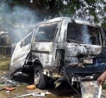 Bomb blast in northeast Nigeria kills at least 18 people