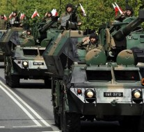 Poland to spend $42 billion on military boost