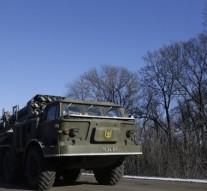 Ukraine crisis: Heavy weapons withdrawal begins in East Ukraine