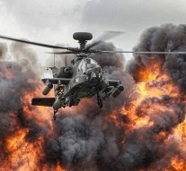 US helicopters support Iraqi forces battling ISIS