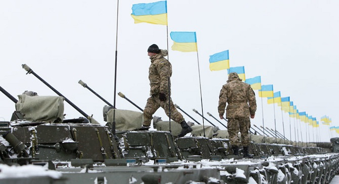 US mulls providing weapons to Ukraine: Report