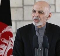 Time to apologize to Taliban: Afghan President Ashraf Ghani