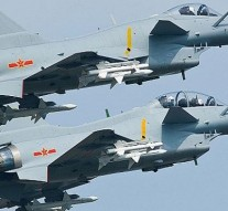 China sends fighter jets to Myanmar border