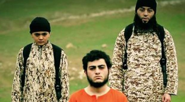ISIS releases video of child executing 'Israeli spy'