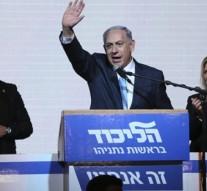 Israeli PM Netanyahu's ruling Likud party wins over Zionist Union