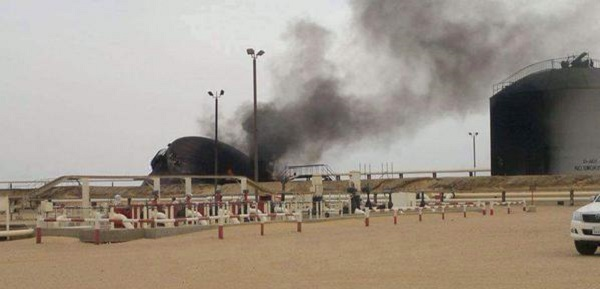 ISIS loyal militants attack oilfields and pipeline in Libya