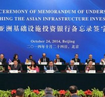 Switzerland and Luxembourg apply for Asian Infrastructure Investment Bank