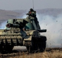 Russia launches month-long military drill in Urals