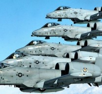 US fighter jets participate in war games in Poland