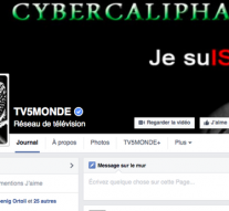 ISIS hackers attack French television network