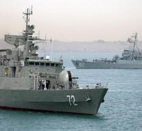 Iran sends two battleships to Gulf of Aden near Yemen