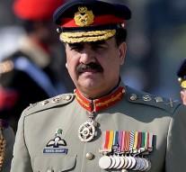 Pakistan's ex-army chief Raheel Sharif to head Saudi-led Islamic Military Alliance