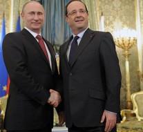 France negotiating with Russia over huge arms deal